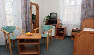 Отдых и оздоровление за рубежом Ibookmed Курорт Пьештяны отель Jalta 2* - фото 3