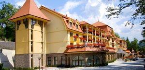 Отдых и оздоровление за рубежом Ibookmed Курорт Бойницe отель Lysec 3* - фото 2