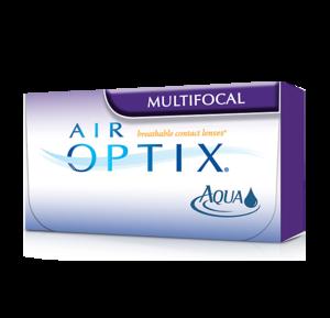 Контактные линзы CIBA Vision Air Optix Multifocal - фото 1