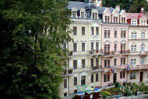 Отдых и оздоровление за рубежом Ibookmed Курорт Карловы Вары Отель Spa hotel Čajkovskij 4* - фото 1