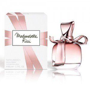 Подарок Nina Ricci Парфюмированная вода Mademoiselle Ricci - фото 1
