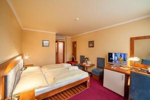 Отдых и оздоровление за рубежом Ibookmed Курорт Карловы Вары Отель Concordia 3* - фото 2
