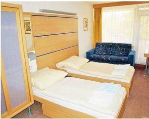 Отдых и оздоровление за рубежом Ibookmed Курорт Турчианске Теплице Отель Velka Fatra Standard 3* - фото 3