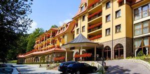 Отдых и оздоровление за рубежом Ibookmed Курорт Бойницe отель Lysec 3* - фото 1