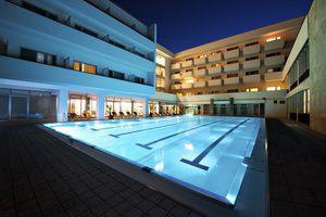 Отдых и оздоровление за рубежом Ibookmed Курорт Турчианске Теплице Отель Velka Fatra Superior 4* - фото 2
