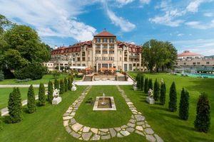 Отдых и оздоровление за рубежом Ibookmed Курорт Пьештяны Гостиница Danubius health spa resort thermia palace 5* - фото 1