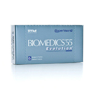 Контактные линзы Cooper Vision Biomedics (базовая кривизна 8,9) - фото 1