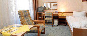 Отдых и оздоровление за рубежом Ibookmed Курорт Карловы Вары Отель Krivan 3* - фото 2
