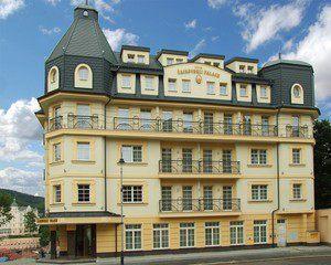 Отдых и оздоровление за рубежом Ibookmed Курорт Карловы Вары Отель Čajkovskij Palace 4* - фото 1