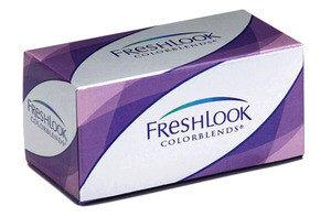 Контактные линзы CIBA Vision Freshlook Colorblends Карий (Brown) - фото 1