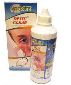 Средство по уходу и аксессуар для линз Grace Optic Clear 140 - фото 1