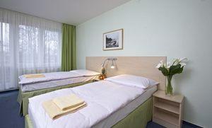 Отдых и оздоровление за рубежом Ibookmed Курорт Турчианске Теплице Отель Aqua 2* - фото 3