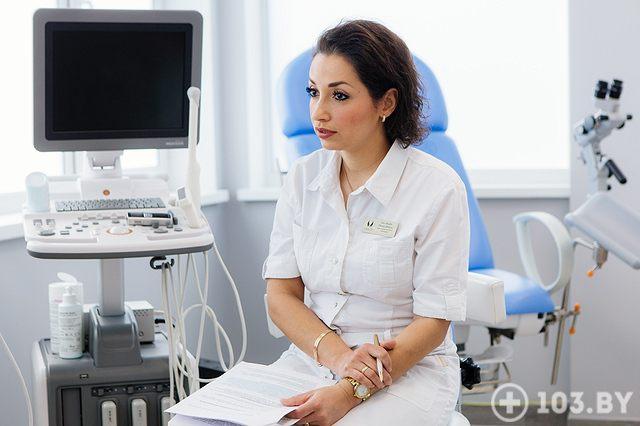 Оргазмы на приеме у врача